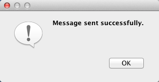 How to send SMS from Mac with your Android