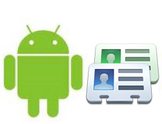 Backup Contacts for Android