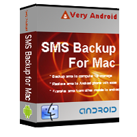 VeryAndroid SMS Backup for Mac