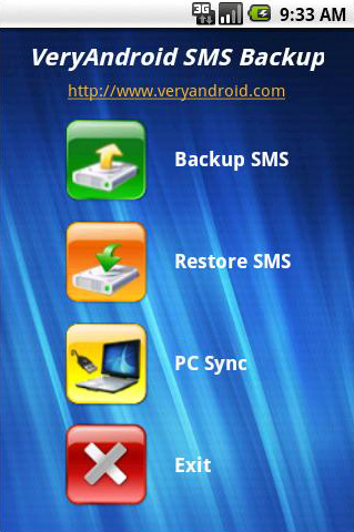 Android SMS Backup for Mac